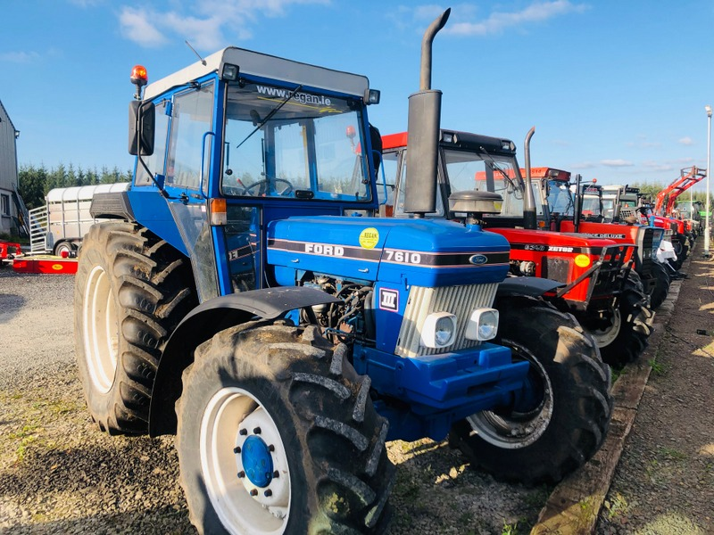Ford 7610 – Finance Options
