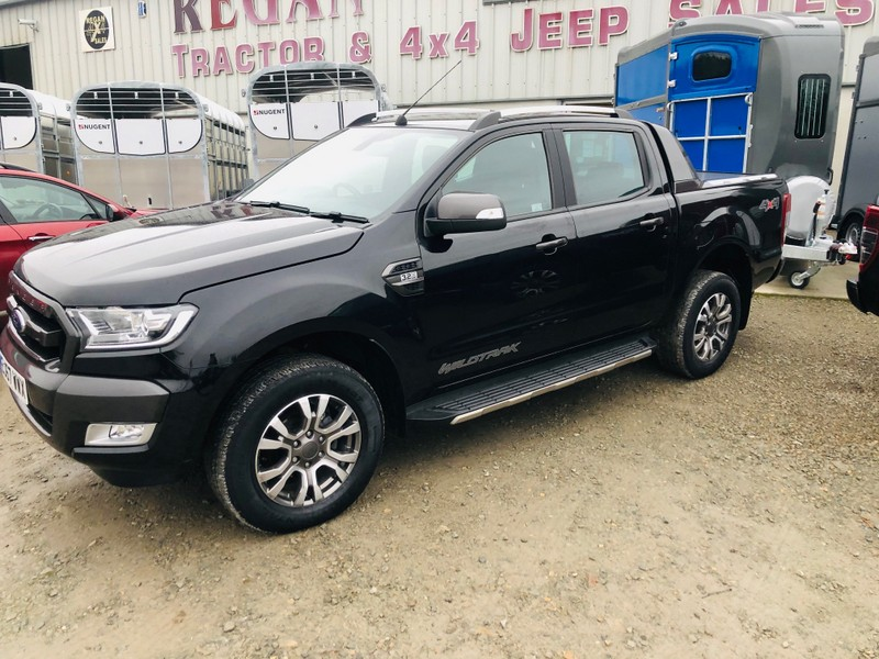 171 Ford Ranger Wildtrack – Full Finance X7