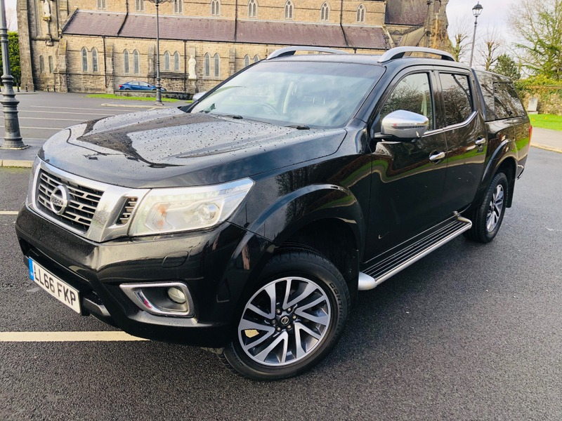 Nissan Navara- Tekna- 162 Reg – Finance Options