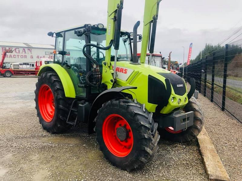 2009 Claas Axos 330 - Full Finance Options