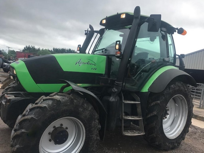 Deutz Fahr Agrotron 130 – Full Finance Options