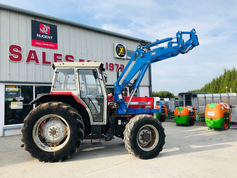 Massey Ferguson 390T – Full Finance Options
