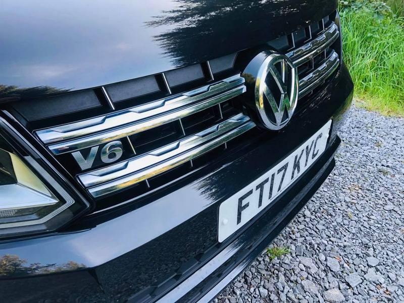2017 Volkeswagen Amarok – SOLD