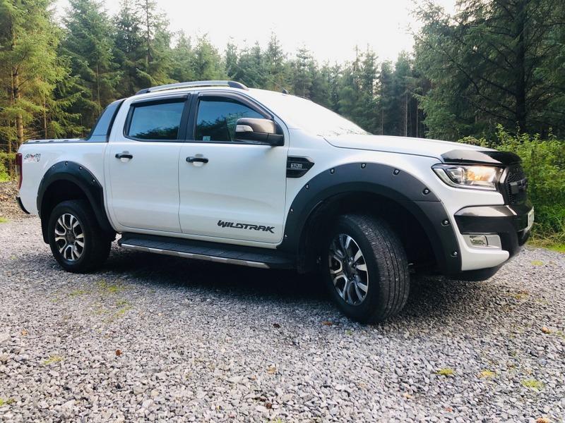 171 Ford Ranger Wildtrack – Full Finance Options