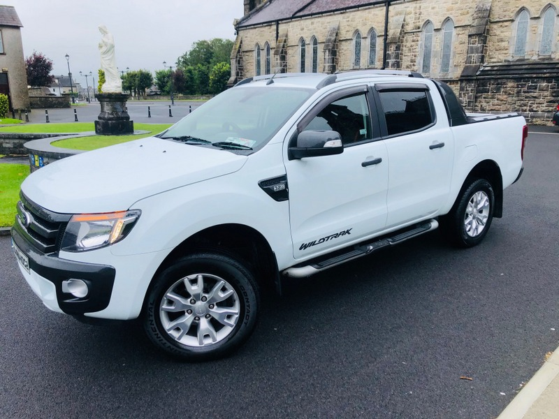 2015 Ford Ranger Wildtrack – Finance Options