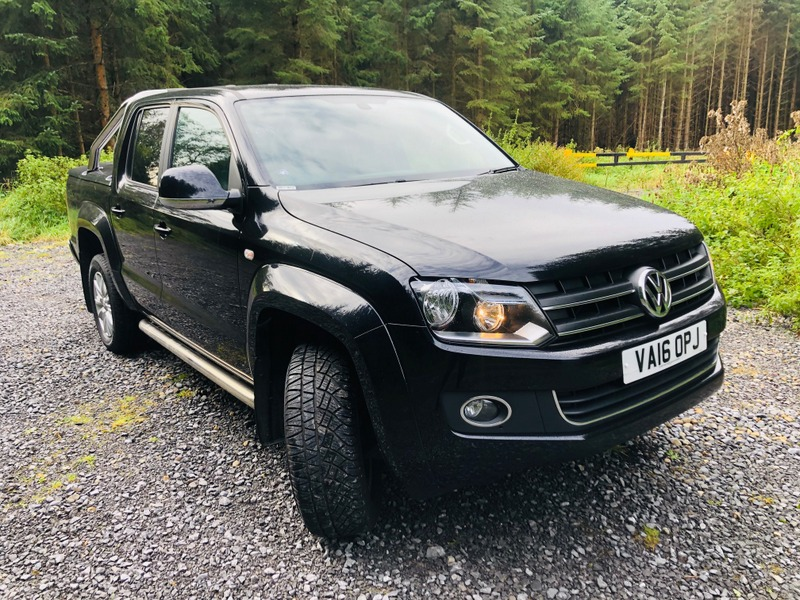 162 VW Amarok – Full Finance Options –