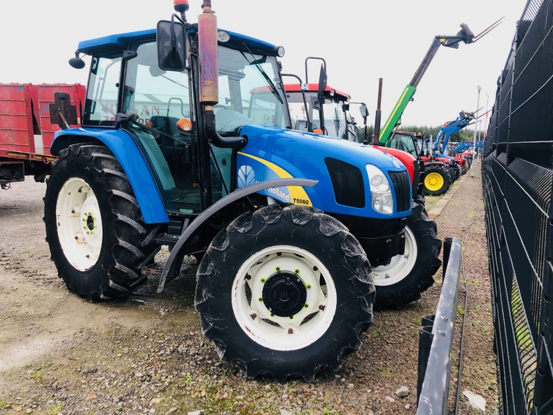 2011 New Holland T5060 – Full Finance Options