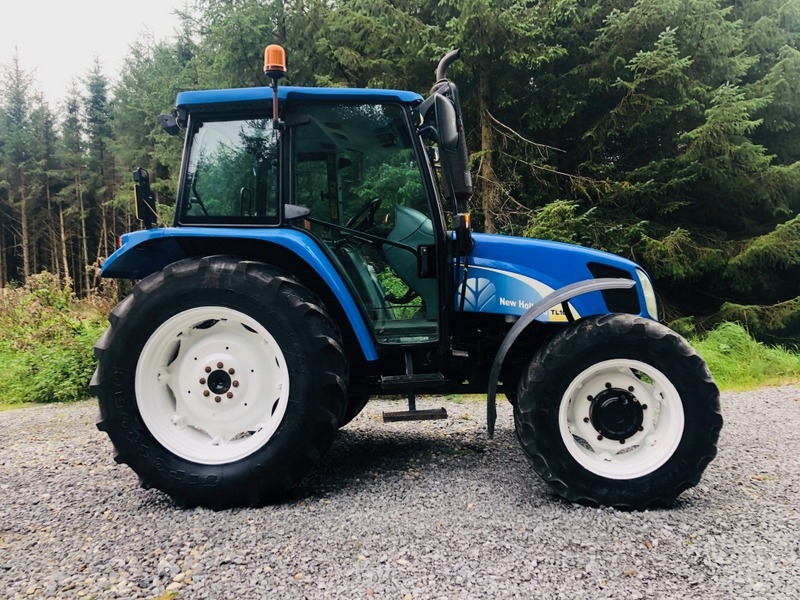 2008 New Holland TL100A – Full Finance Options