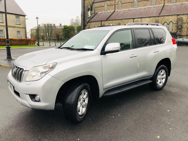 2011 Toyota Landcruiser – New DOE – Finance